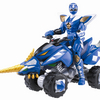 "Dino ATVs with 5"" Ranger - Blue Raptor"